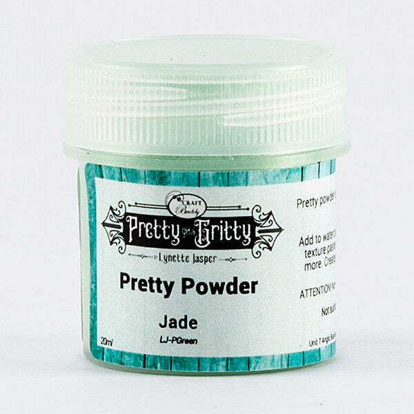 Lynette Jasper Pretty Powder - Jade