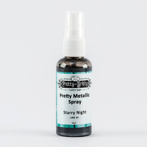 Pretty Gets Gritty - Metallic Shimmer Spray - Starry Night