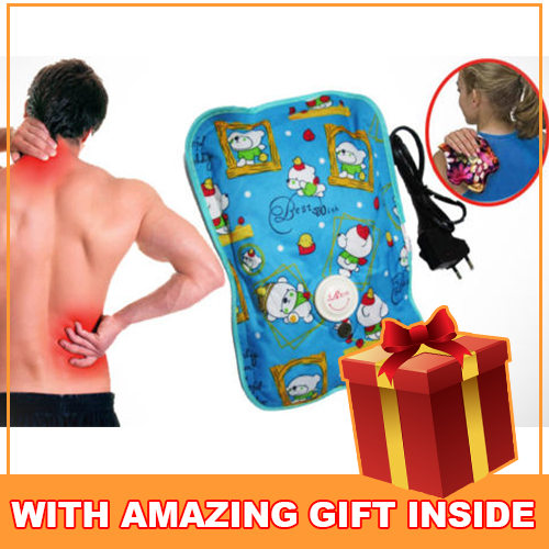 Electrothermal Water Bag (With Free Gift)
