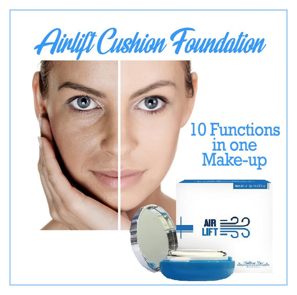 Airlift Cushion 10 in 1 Foundation Compact (FREE SHIPPING!!) - Gfoxx International