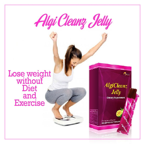 AlgiCleanz Jelly - Lose Weight in 10 Days - Gfoxx International