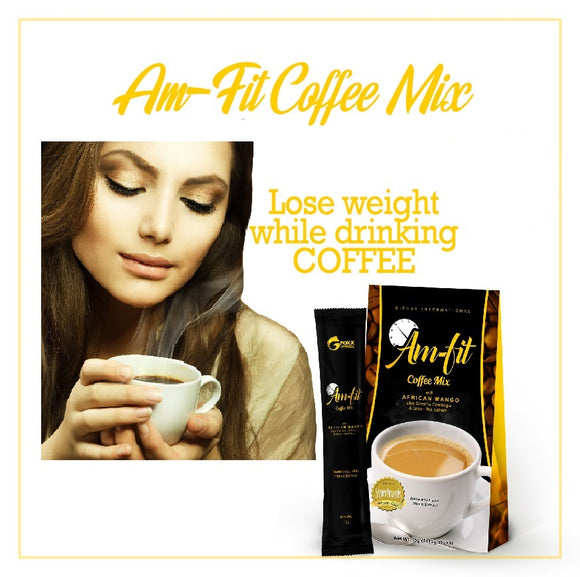 Am-Fit Coffee Mix - Best Weightloss Coffee - Gfoxx International
