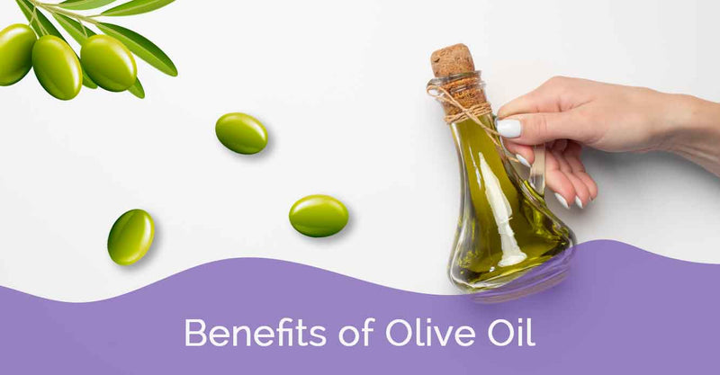 Benefits of Olive Oil to the Hair
