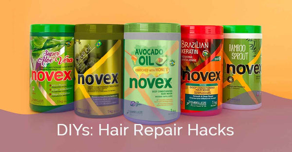 DIYs: Hair Repair Hacks