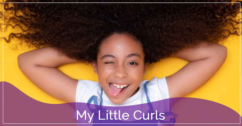 Hair Care for Everyone! My Little Curls