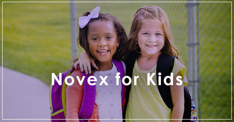 Is Novex considered kids hair products ?