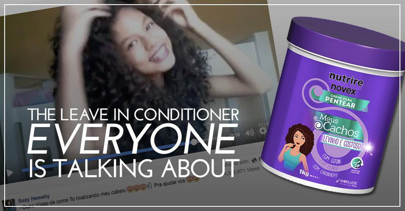 Leave In Conditioner Everyone Is Talking About!