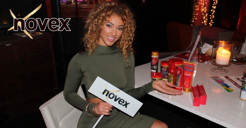 Novex Hair Care Event at SINGL NYC