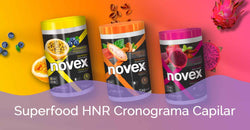 Superfood HNR Cronograma Capilar