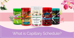 What is Capillary Schedule ?