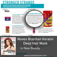 Novex New Beauty Deep Hair Mask