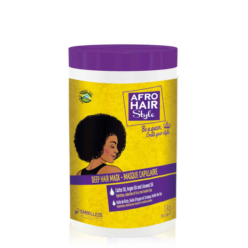 Afrohair Hair Mask (1kg) - Novex Hair Care