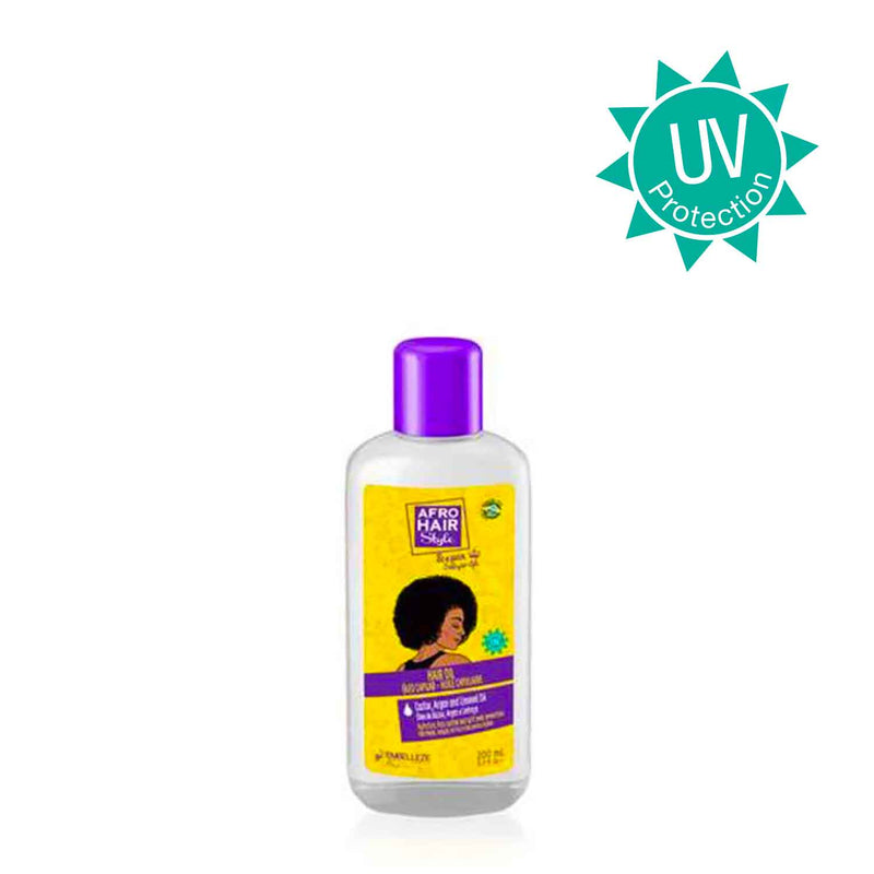 Afrohair Polisher Oil (100ml) - Novex Hair Care