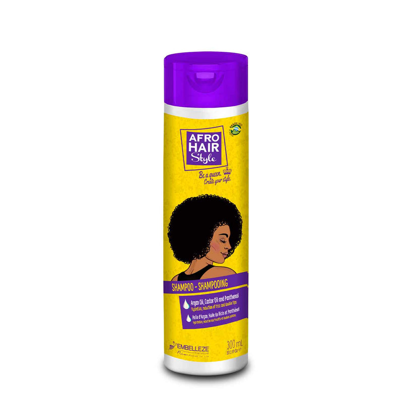 Afrohair Shampoo (300ml) - Novex Hair Care