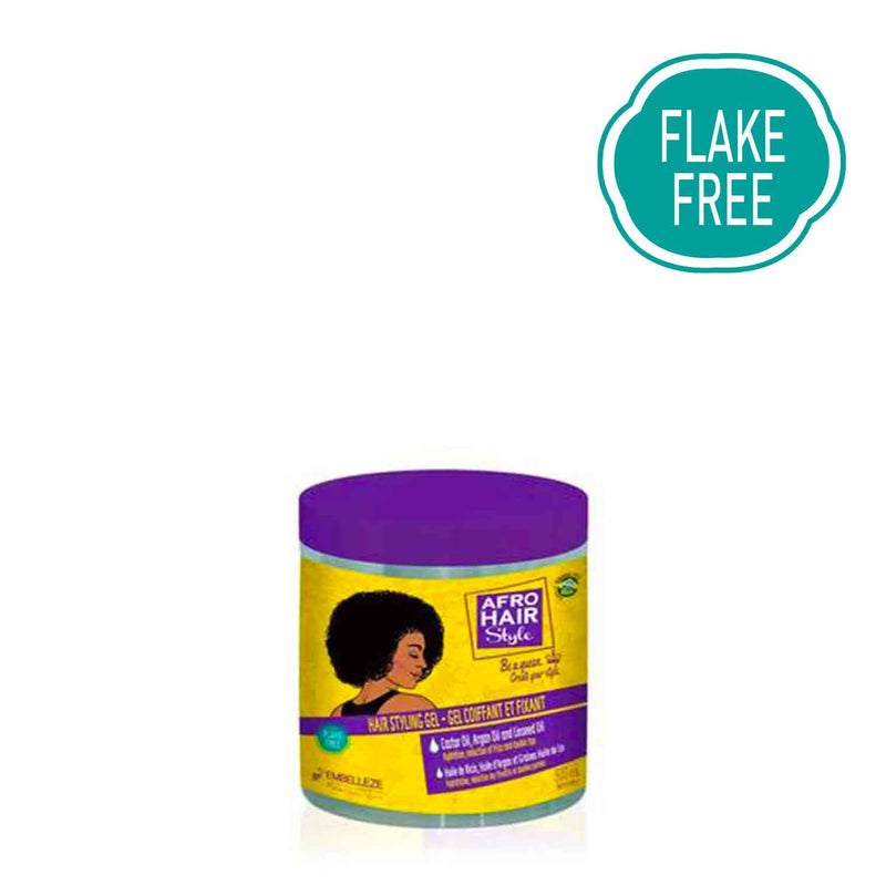 Afrohair Styling Gel (500ml) - Novex Hair Care