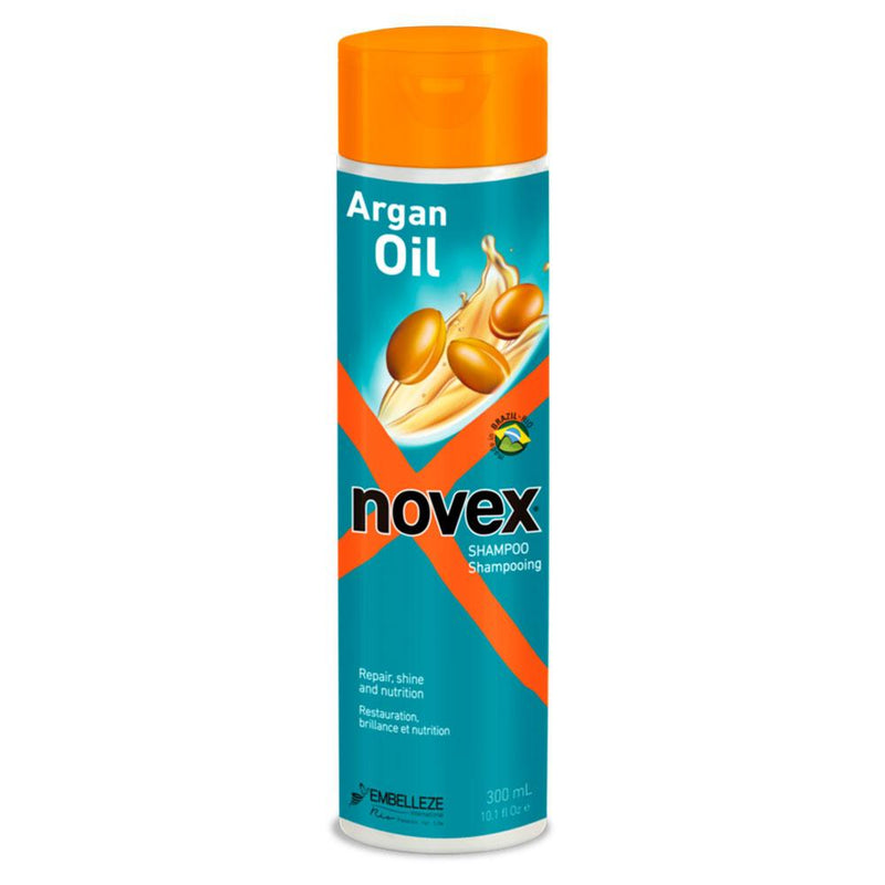 Argan Oil Shampoo (300ml) - Novex Hair Care