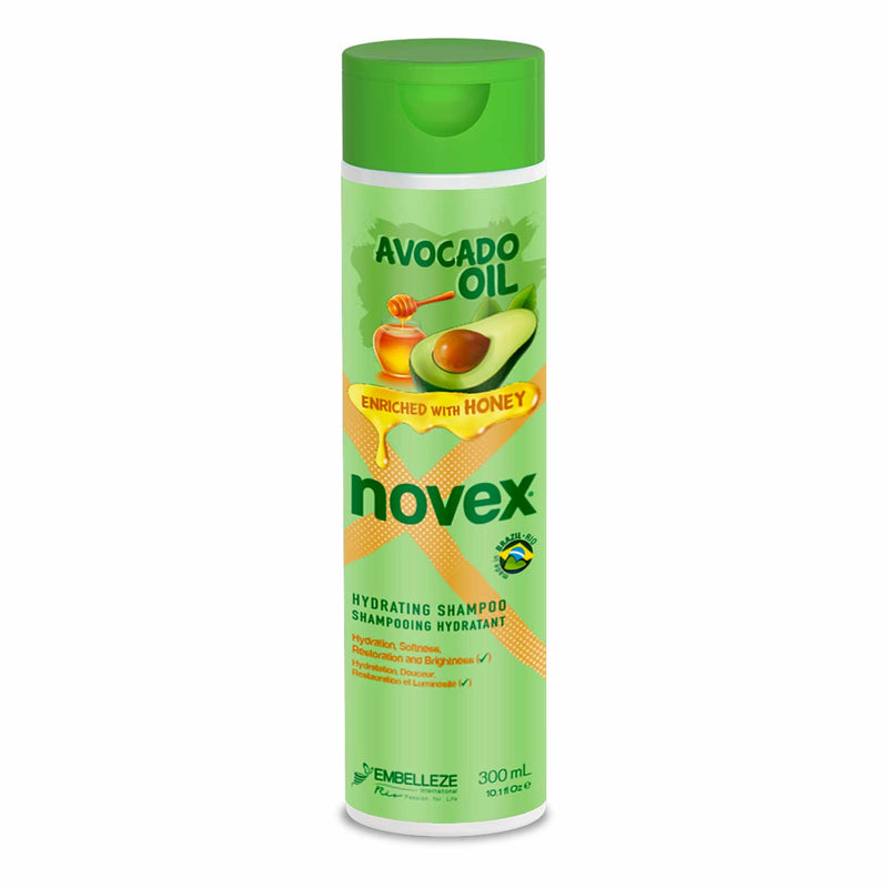 Avocado Shampoo (300ml) - Novex Hair Care
