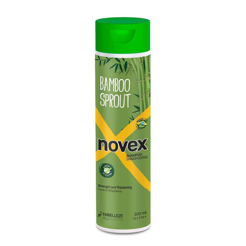 Bamboo Shampoo (300ml) - Novex Hair Care