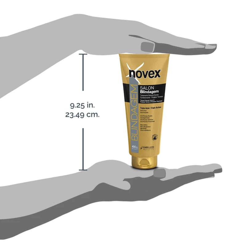 Blindagem Thermal Protector Leave In (400g) - Novex Hair Care