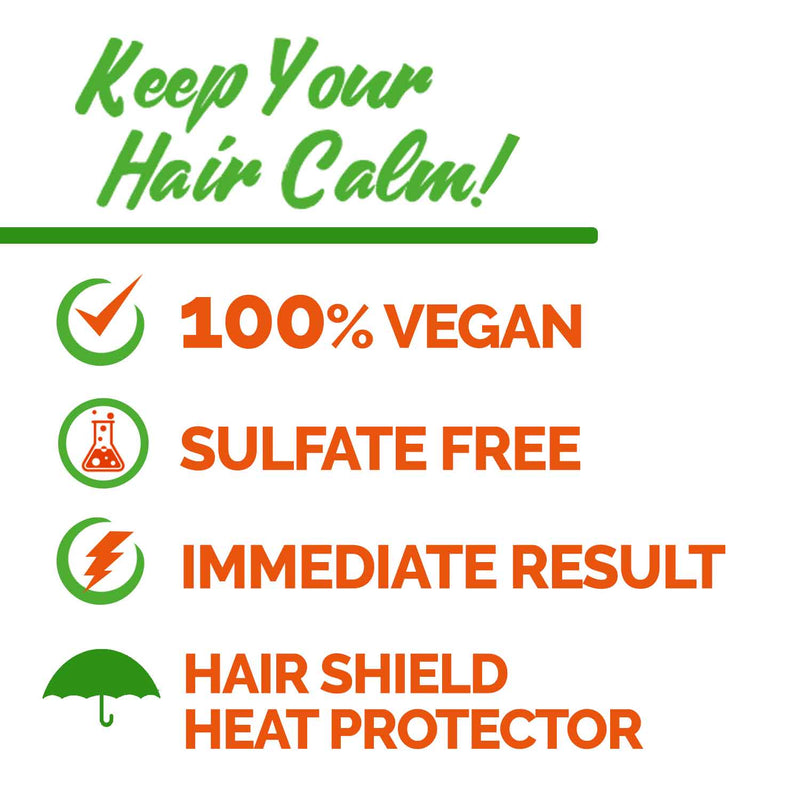 Blindagem Vegan HEMP Thermal Protector (237ml) - Novex Hair Care
