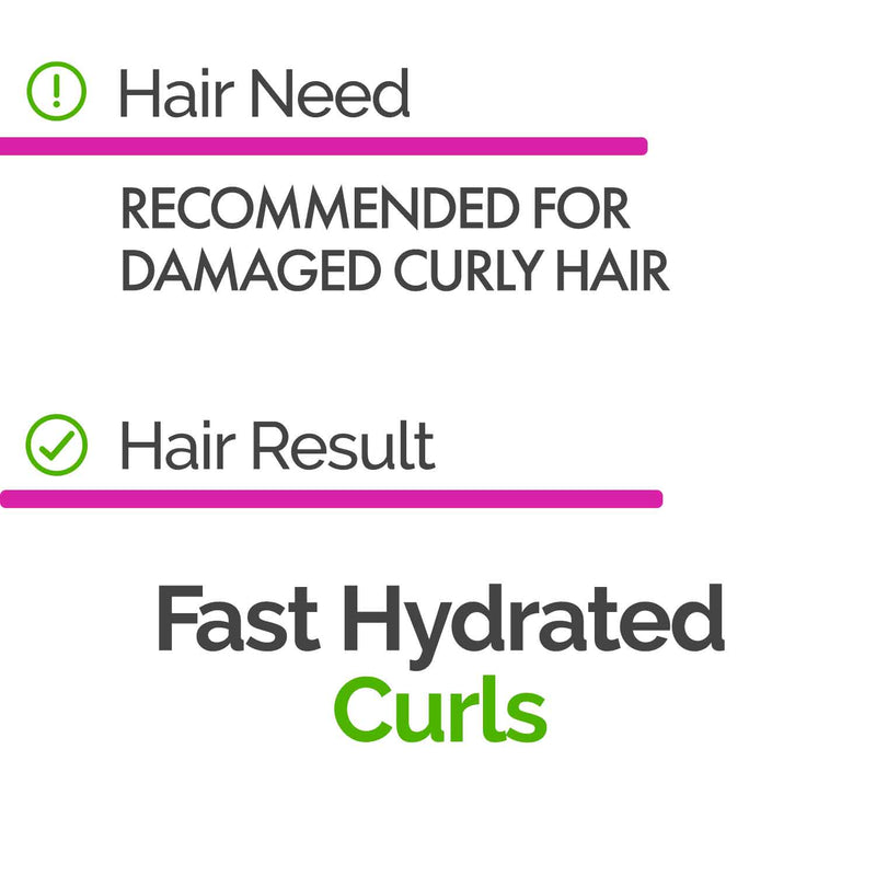 Bouncy Curls Hair Mask (500g) - CURLY - Novex Hair Care