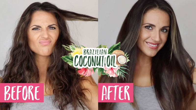 Coconut Oil Conditioner (300ml) - Novex Hair Care