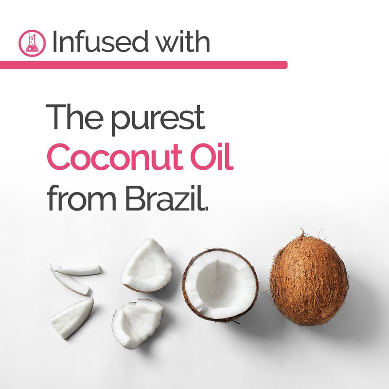 Coconut Oil Leave In (300g) - Novex Hair Care