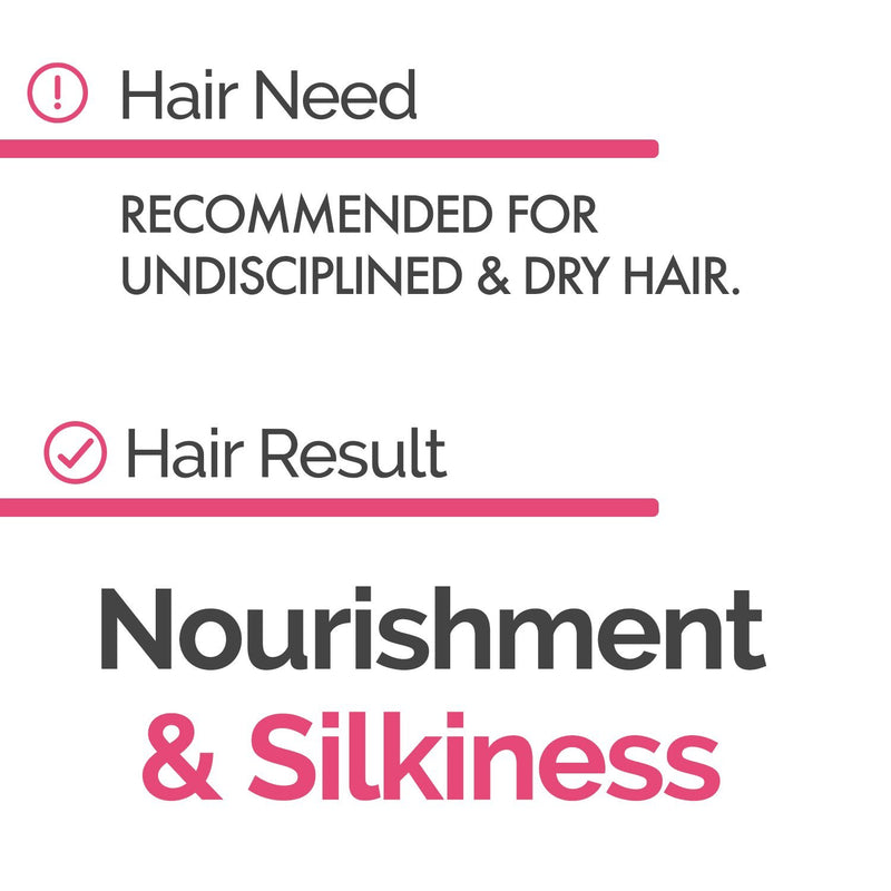 Coconut Oil Shampoo & Conditioner Set (300ml) - Novex Hair Care