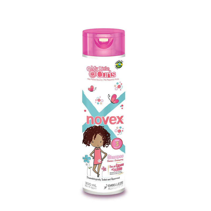 My Little Curls Shampoo (300ml) - Novex Hair Care