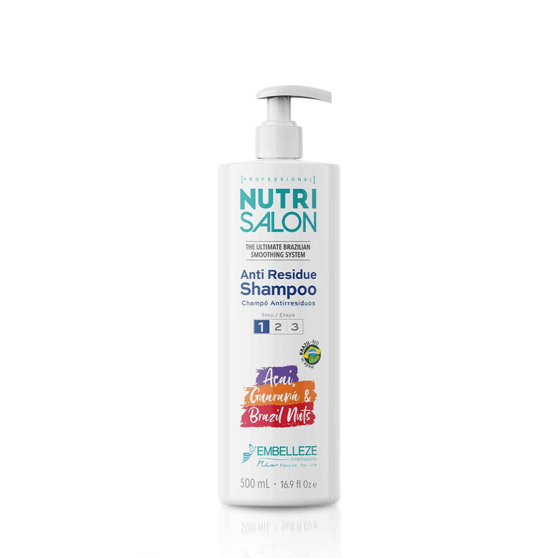Nutrisalon AntiResidue Shampoo 500mL