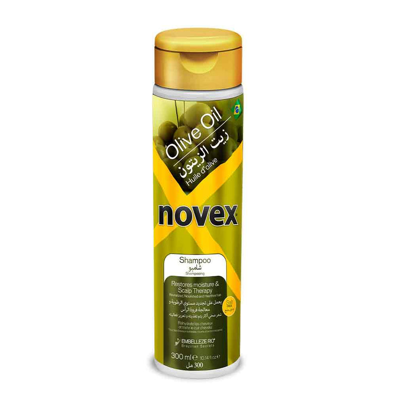 Olive Oil Shampoo (300ml)
