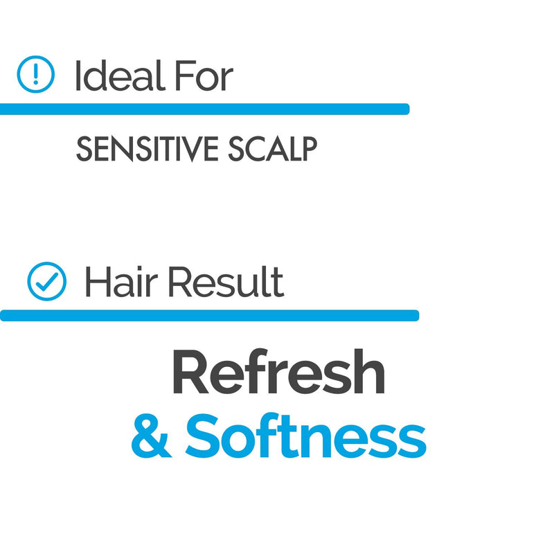 Sempre Bella Refresh & Softness Shampoo (400ml) - Novex Hair Care