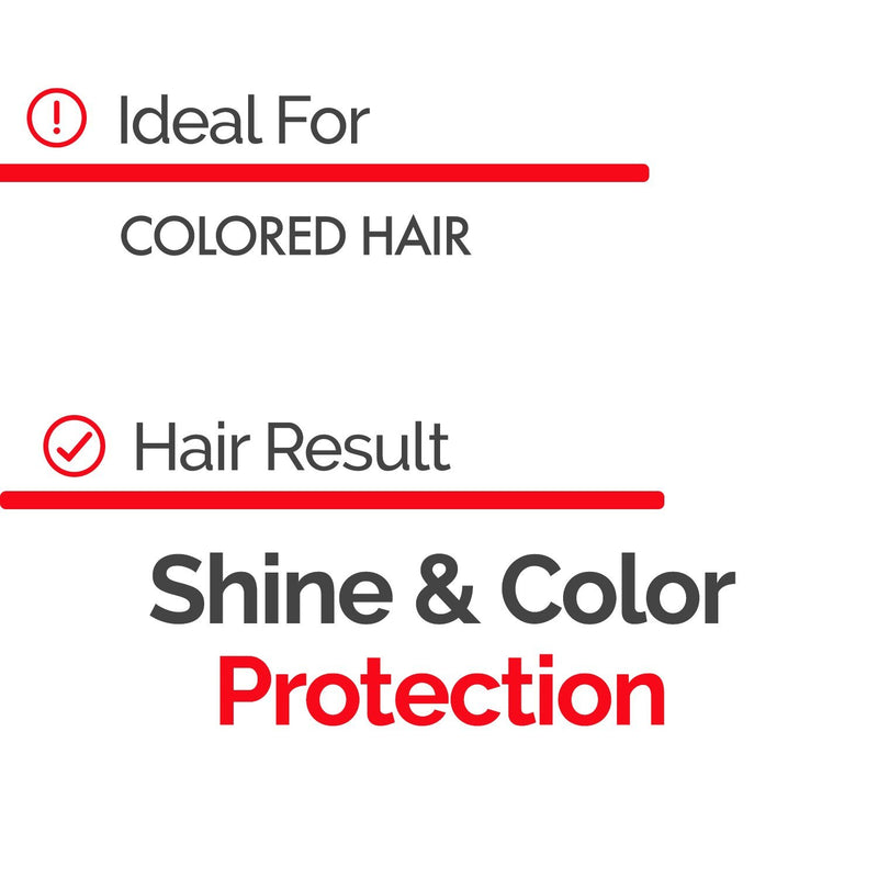 Sempre Bella Shine & Color Protection Conditioner (200ml) - Novex Hair Care