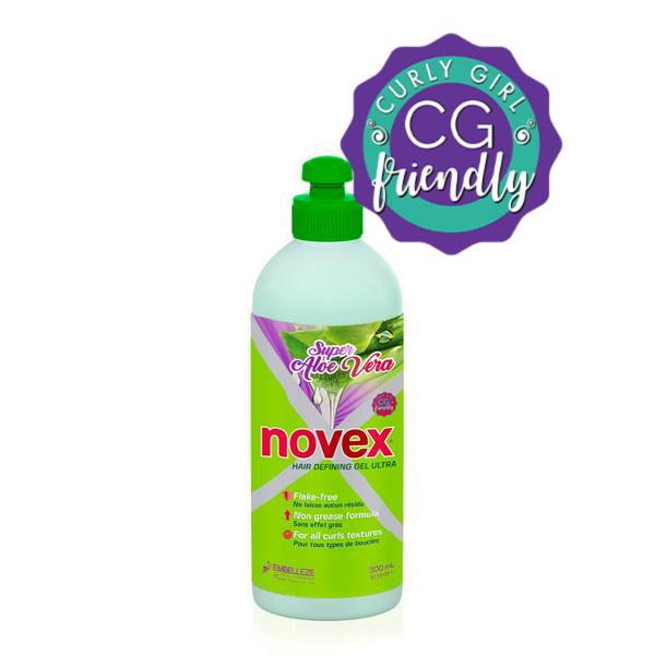 Super Aloe Vera Day After Gel (300ml) - Novex Hair Care
