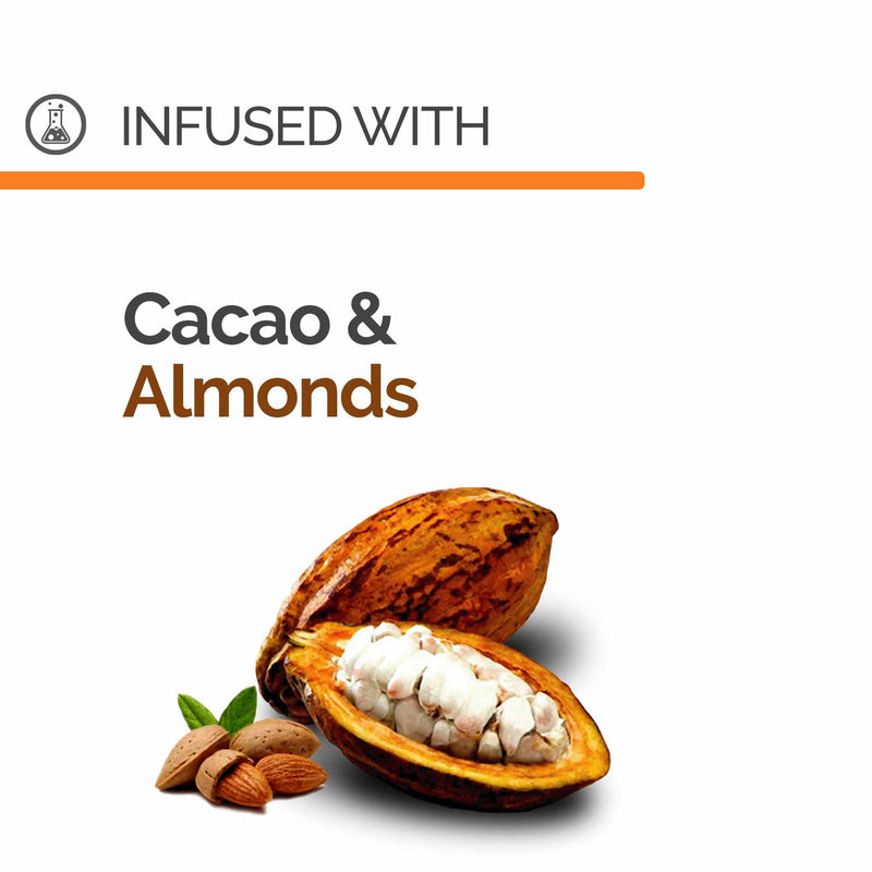 SuperFood Cacao & Almond Shampoo & Conditioner Set