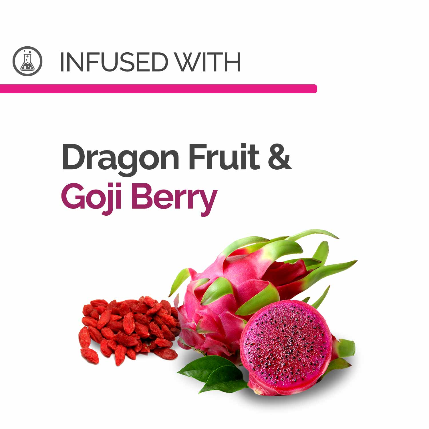 Paquete SuperFood Dragon Fruit y Gojiberry