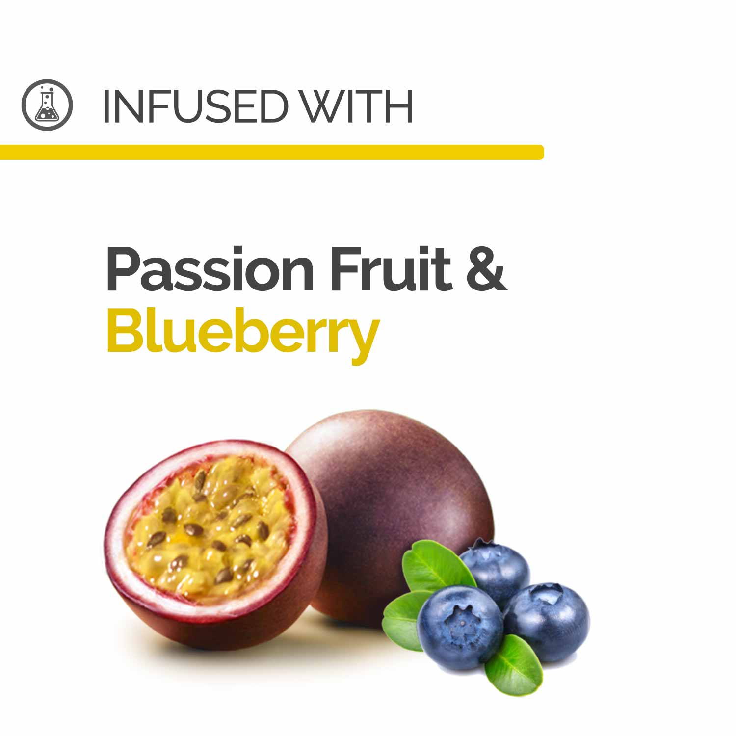 SuperFood Passion Fruit & Blueberry Shampoo (300ml) - Novex Hair Care