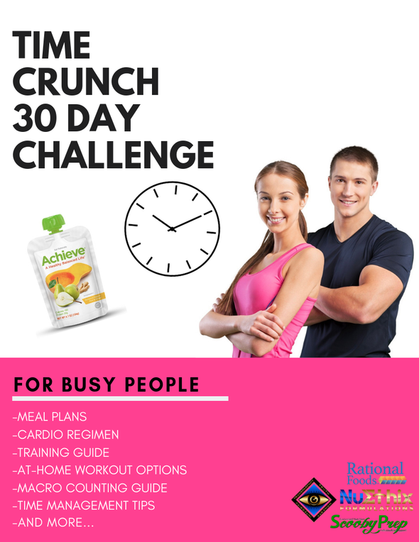 Time Crunch 30 Day Challenge