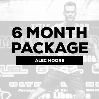 Alec Moore - Nutrition Consulting | 6 months - $1,035