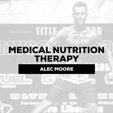 Alec Moore - Medical Nutrition Therapy | $300 Down / $200 Month