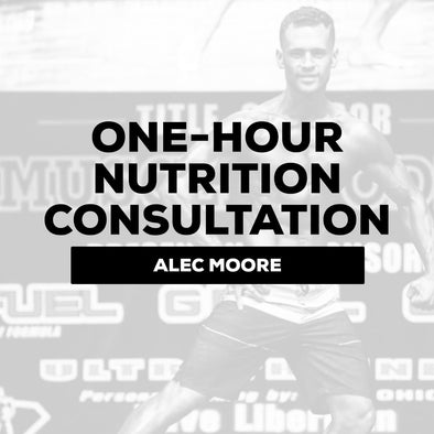 Alec Moore - One-Hour Nutrition Consultation | $110