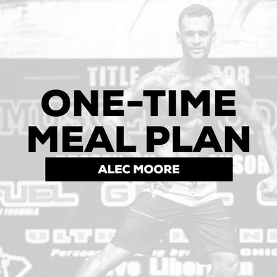 Alec Moore - One-Time Meal Plan | $100