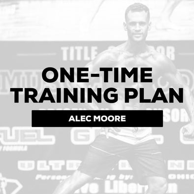 Alec Moore - One-Time Training Plan | $80