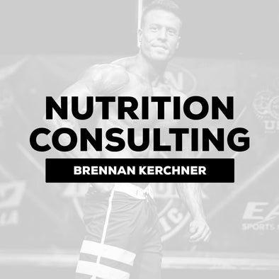 Brennan Kerchner - Nutrition Consulting | $250 Down / $125 Month