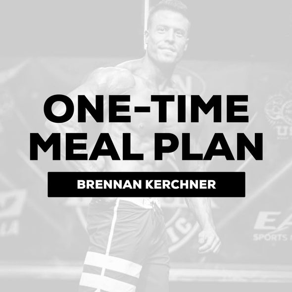 Brennan Kerchner - One-Time Meal Plan