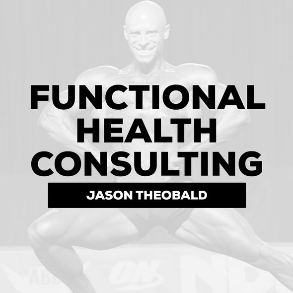Jason Theobald - Functional Health Consulting | $425 Down / $375 Monthly