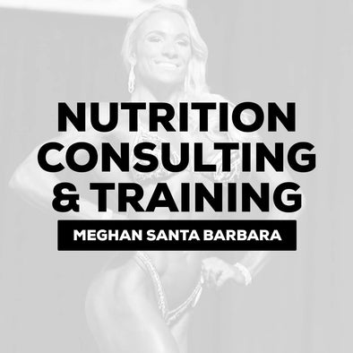 Meghan Santa Barbara - Nutrition Consulting & Training | $225 Down / $125 Monthly