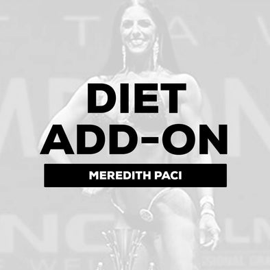 Meredith Paci - Diet Add On