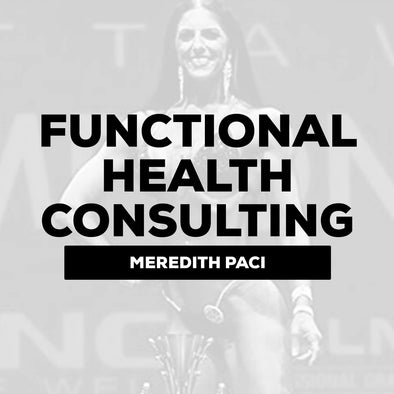 Meredith Paci - Functional Health Consulting