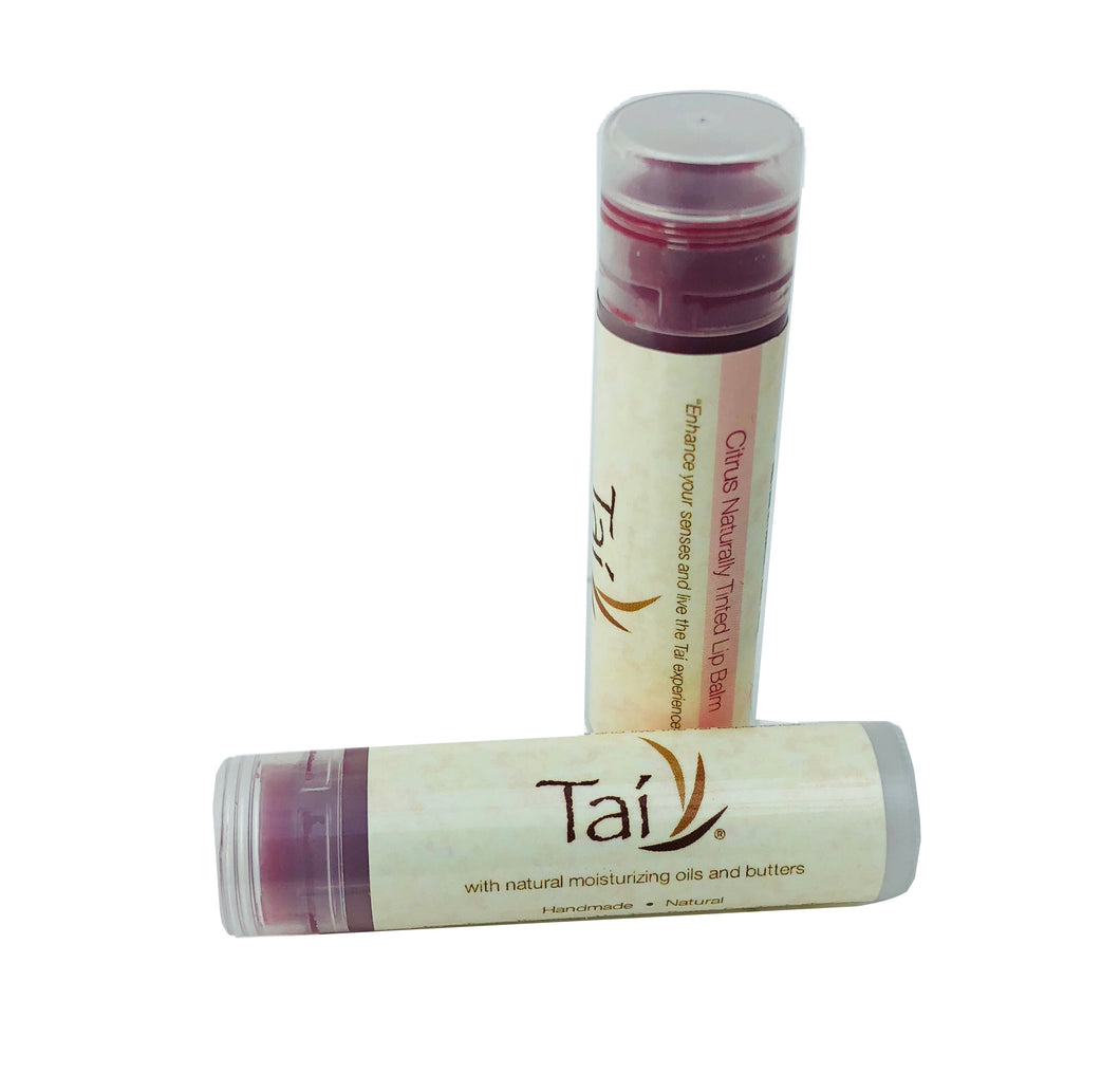 Bálsamo Labial Citrus Naturally Tinted